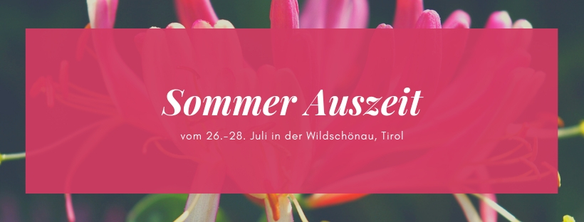 Sommer Retreat Yoga Kräuter